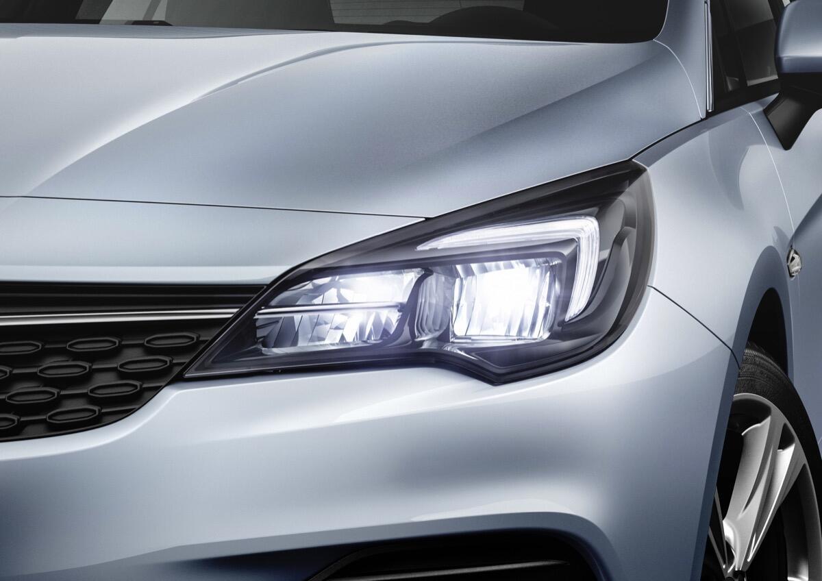 Opel Astra Led Headlights 508681