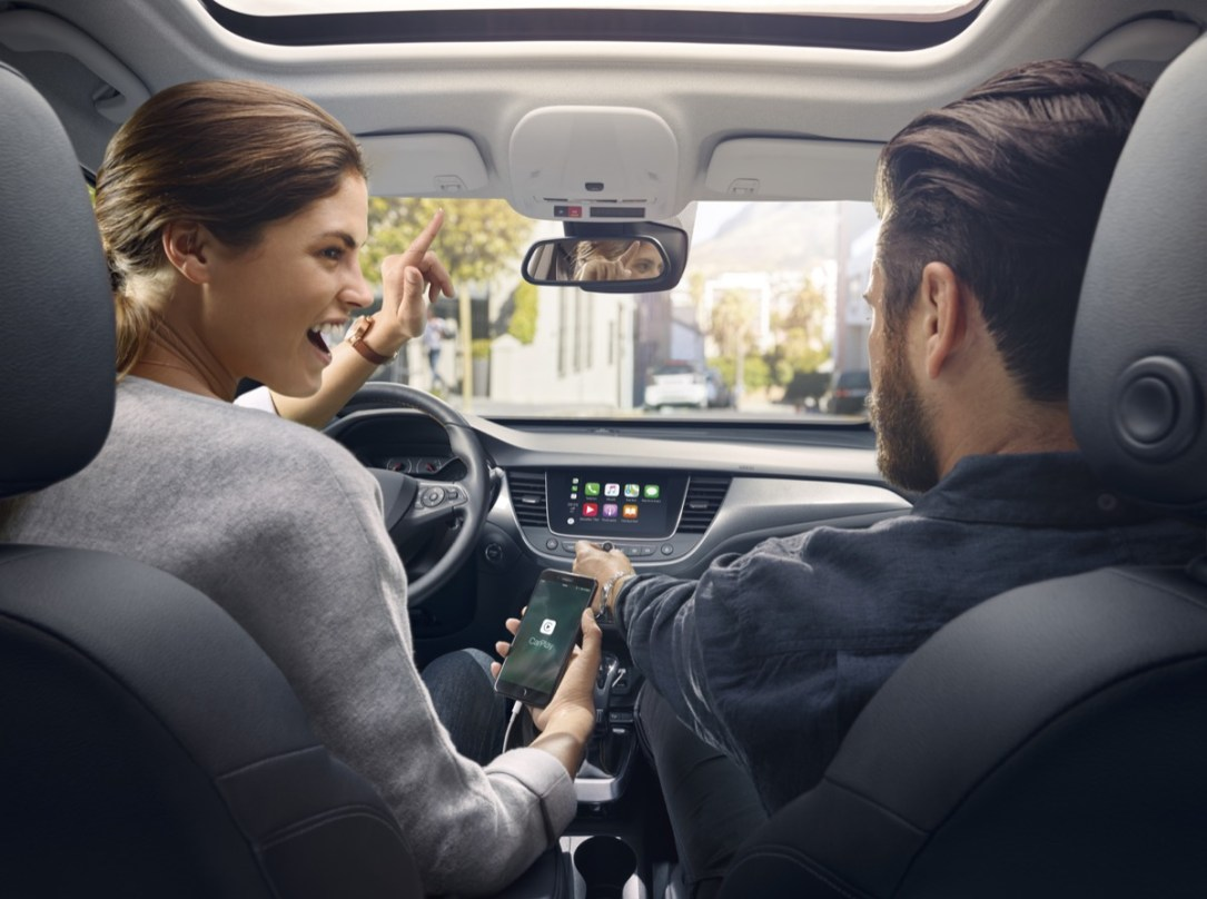 Opel Infotainment System 508473