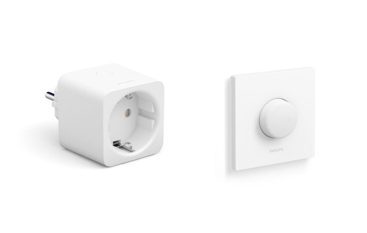 Philips Hue Smart Plug Button