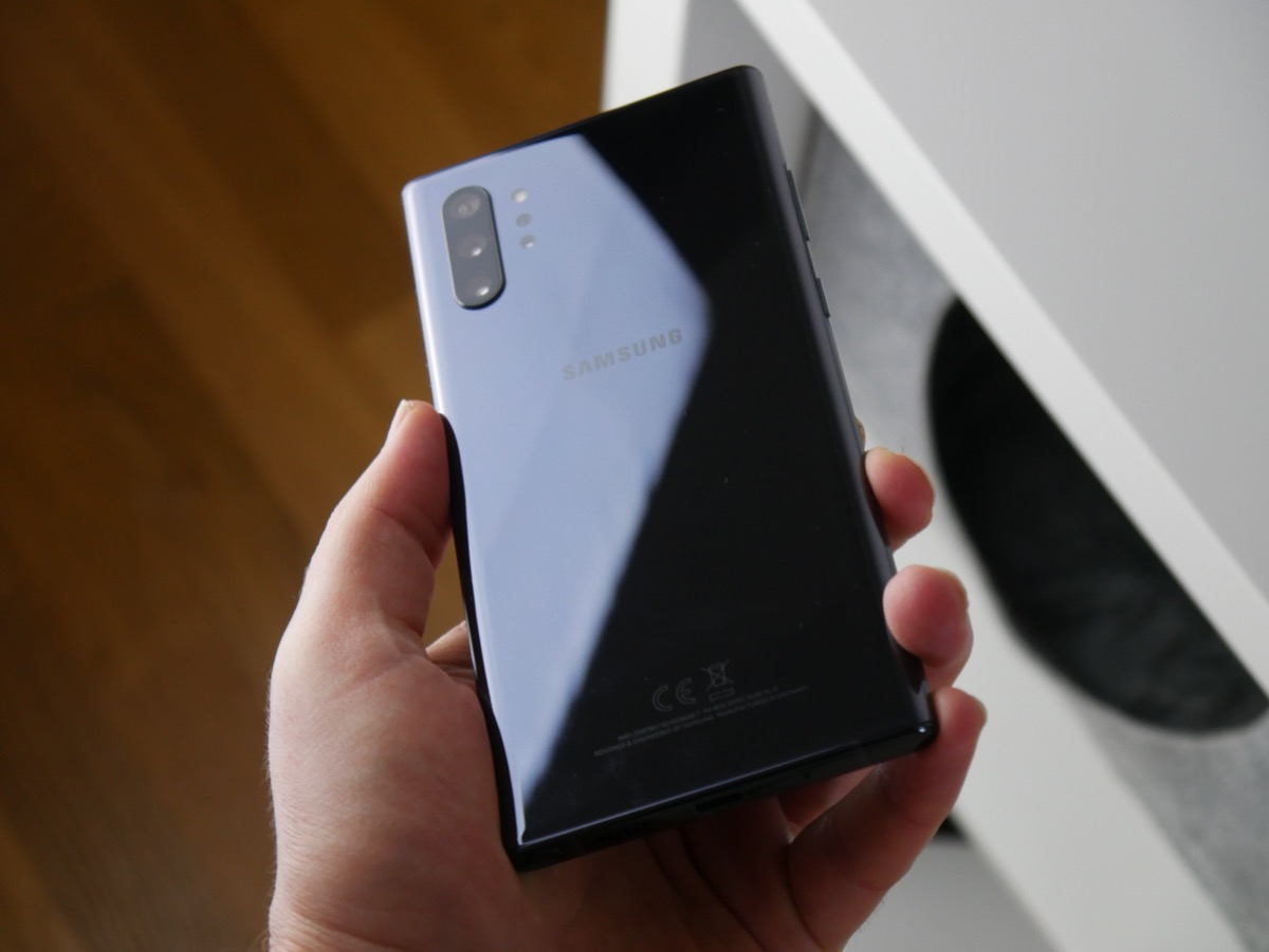 Samsung Galaxy Note 10 Test5