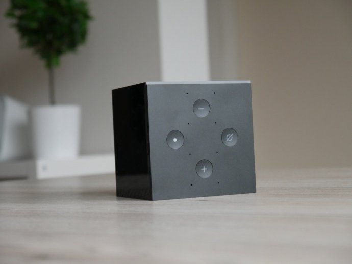 Amazon Fire Tv Cube Buttons