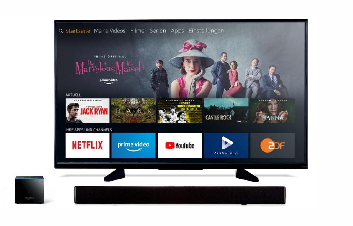 Amazon Fire Tv Cube Ui