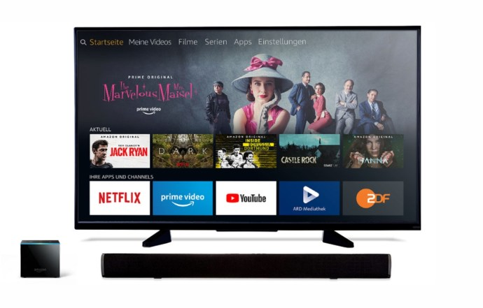 Amazon Fire Tv Cube Ui