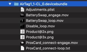 Apple Airtag Leak