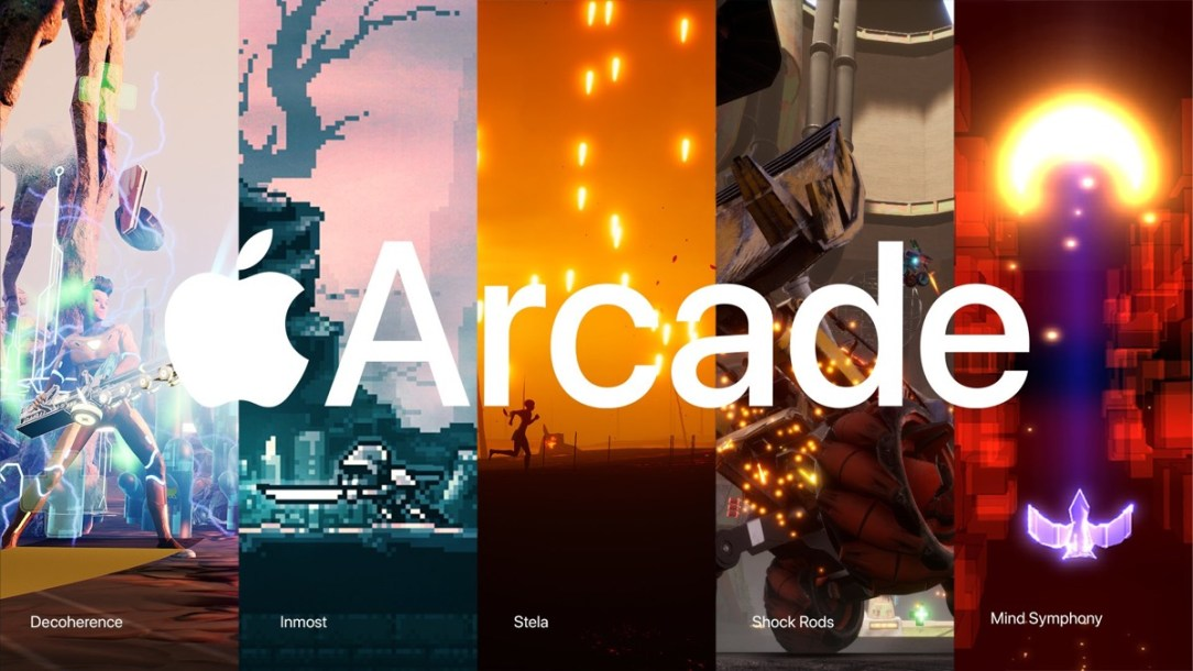 Apple Arcade Spiele Neu