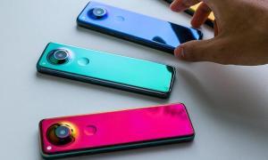 Essential Phone 2 Prototyp Back