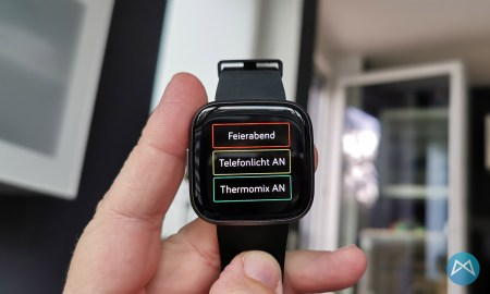 Fitbit Versa 2 Smart Home Devolo Header