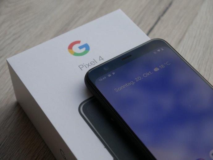 Google Pixel 4 Test11