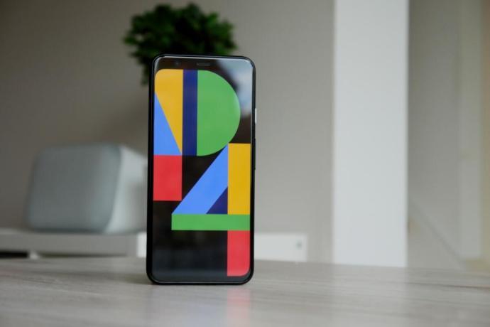 Google Pixel 4 Tisch Header