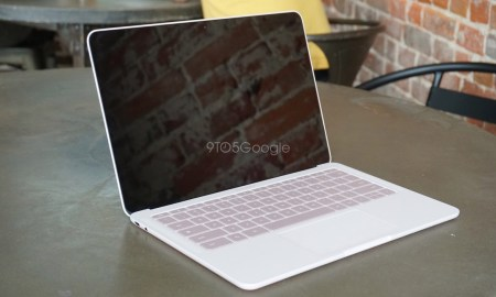 Google Pixelbook Go Leak Header