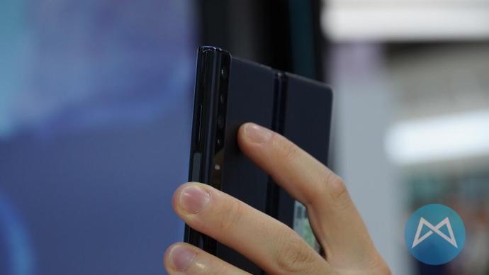 Huawei Mate X 5g Seite
