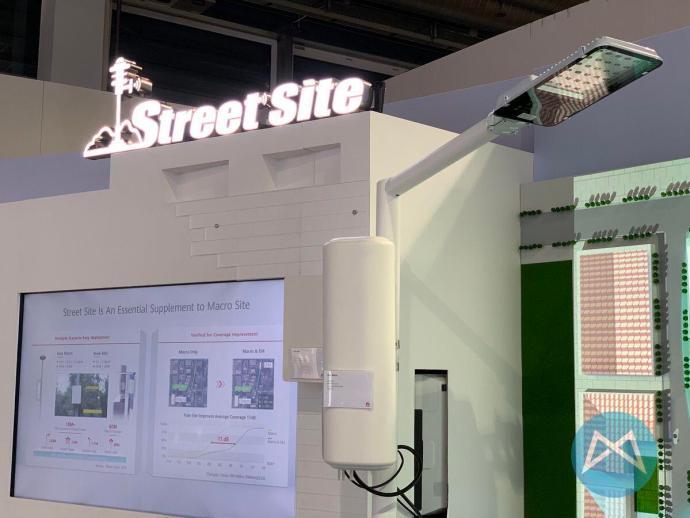 Huawei Street Site