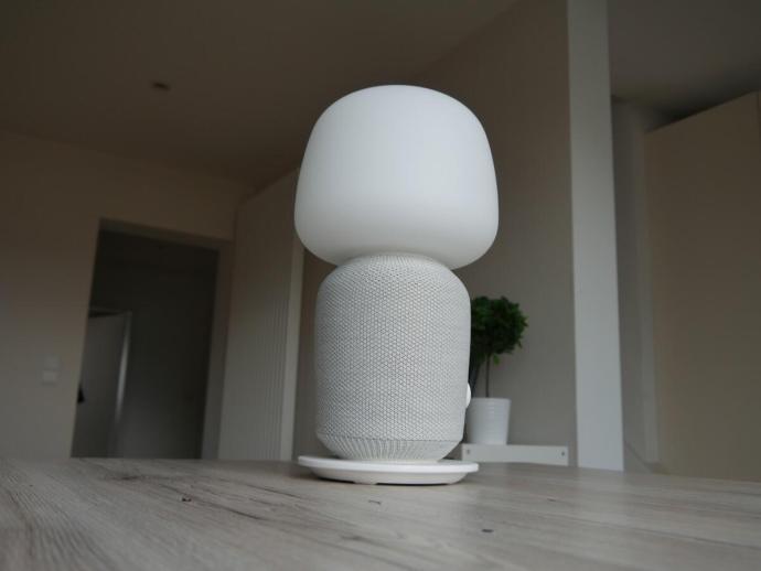 Ikea Symfonisk Lampe