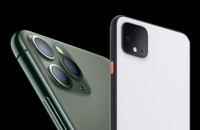 Iphone 11 Pro Pixel 4 Kamera