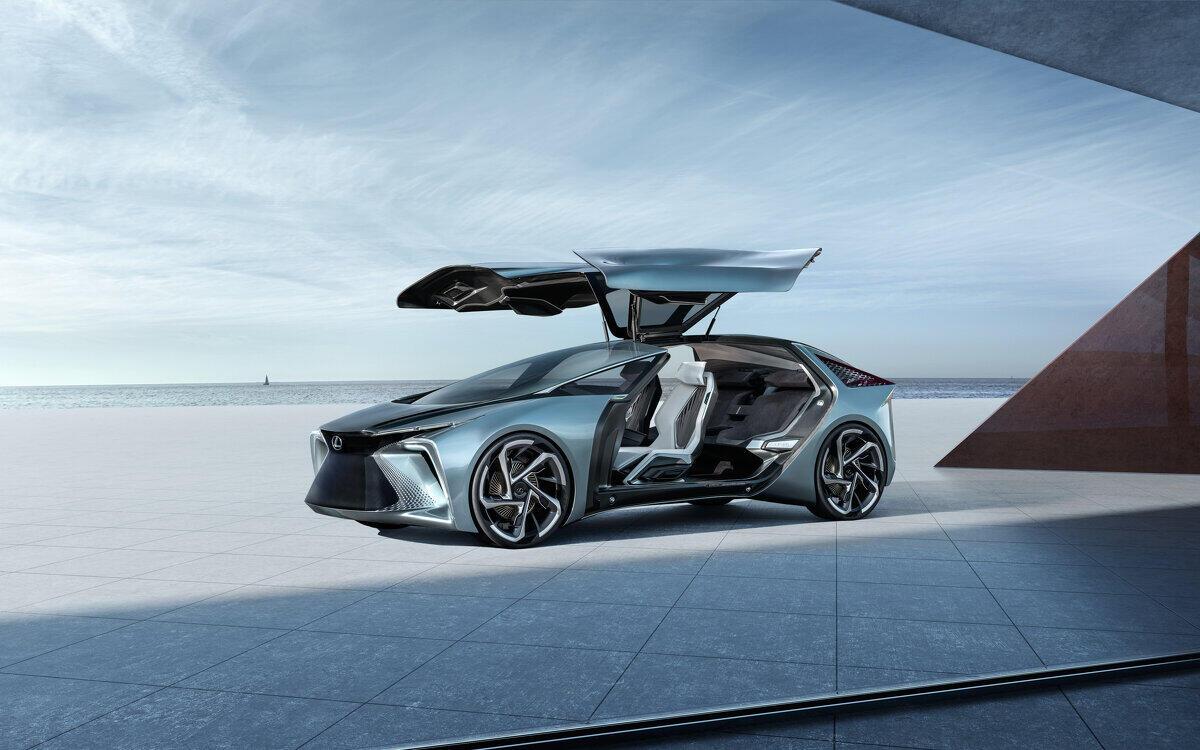 Lexus Lf 30 Konzept1