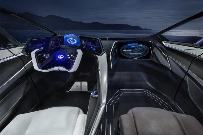Lexus Lf 30 Konzept2