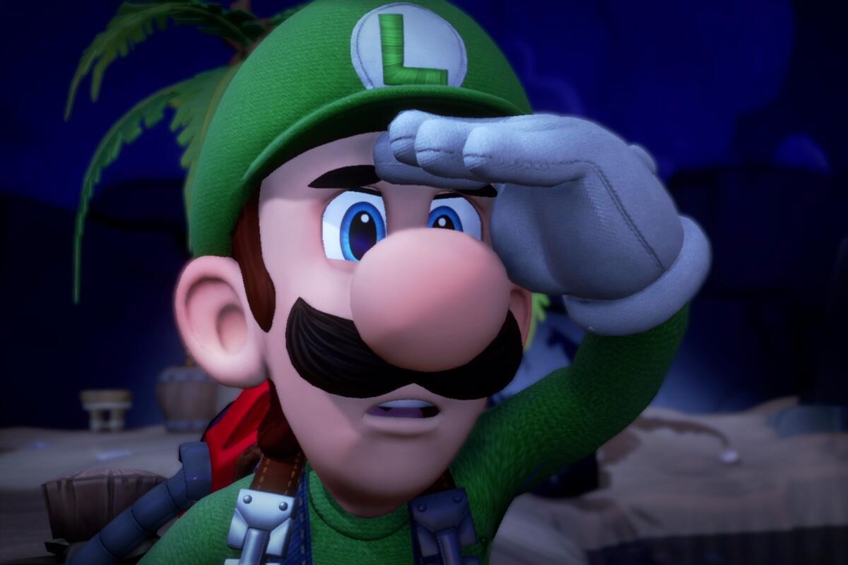 Luigis Mansion 3 Header