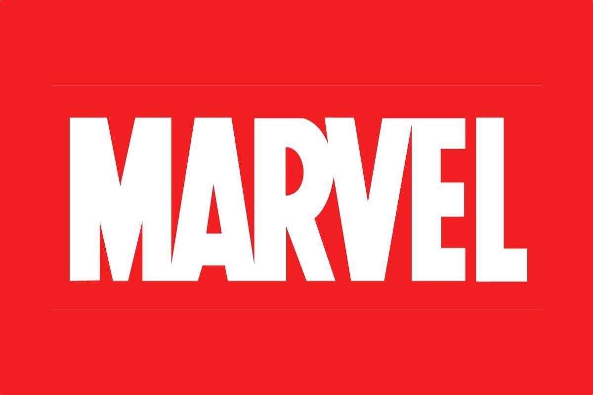 Marvel Logo Header Neu
