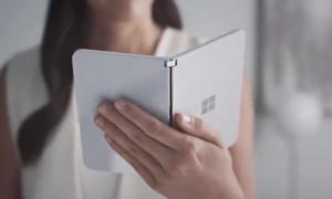 Microsoft Surface Duo Back