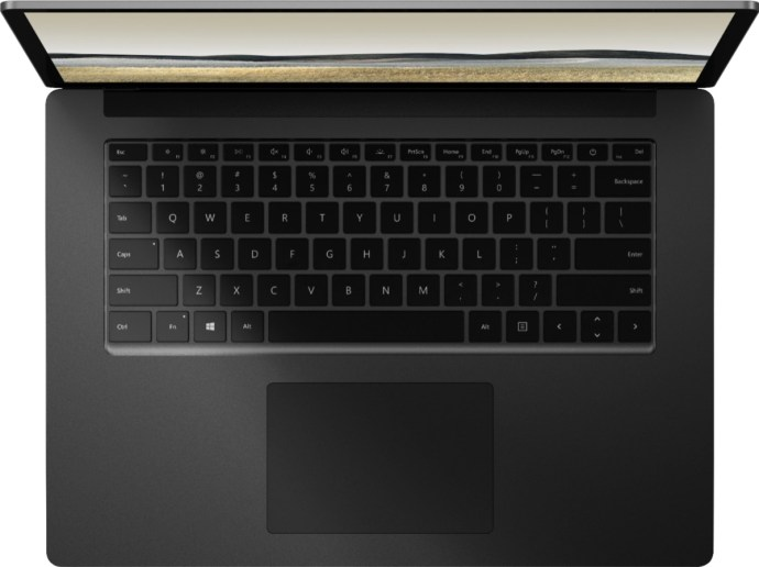 Microsoft Surface Laptop 3 Leak2