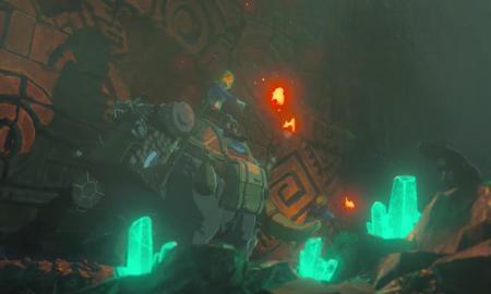 Nintendo Switch Zelda Botw 2 Screen2