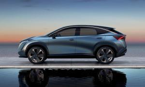 Nissan Ariya Konzept Header