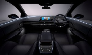 Nissan Ariya Konzept Interior