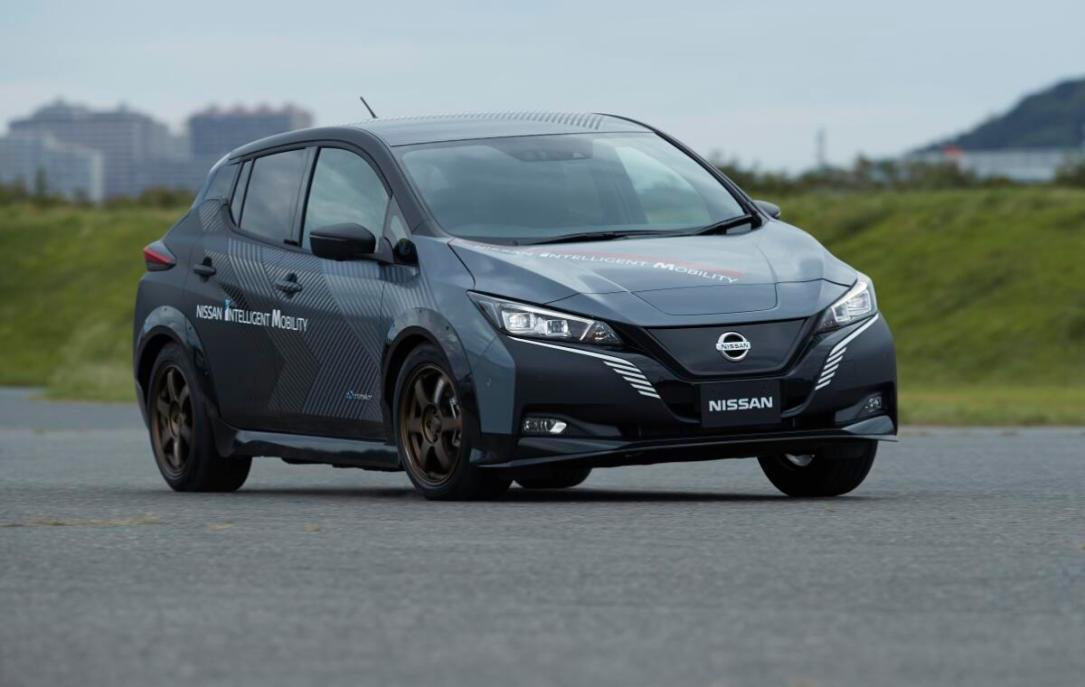 Nissan Leaf Dual Motor Front