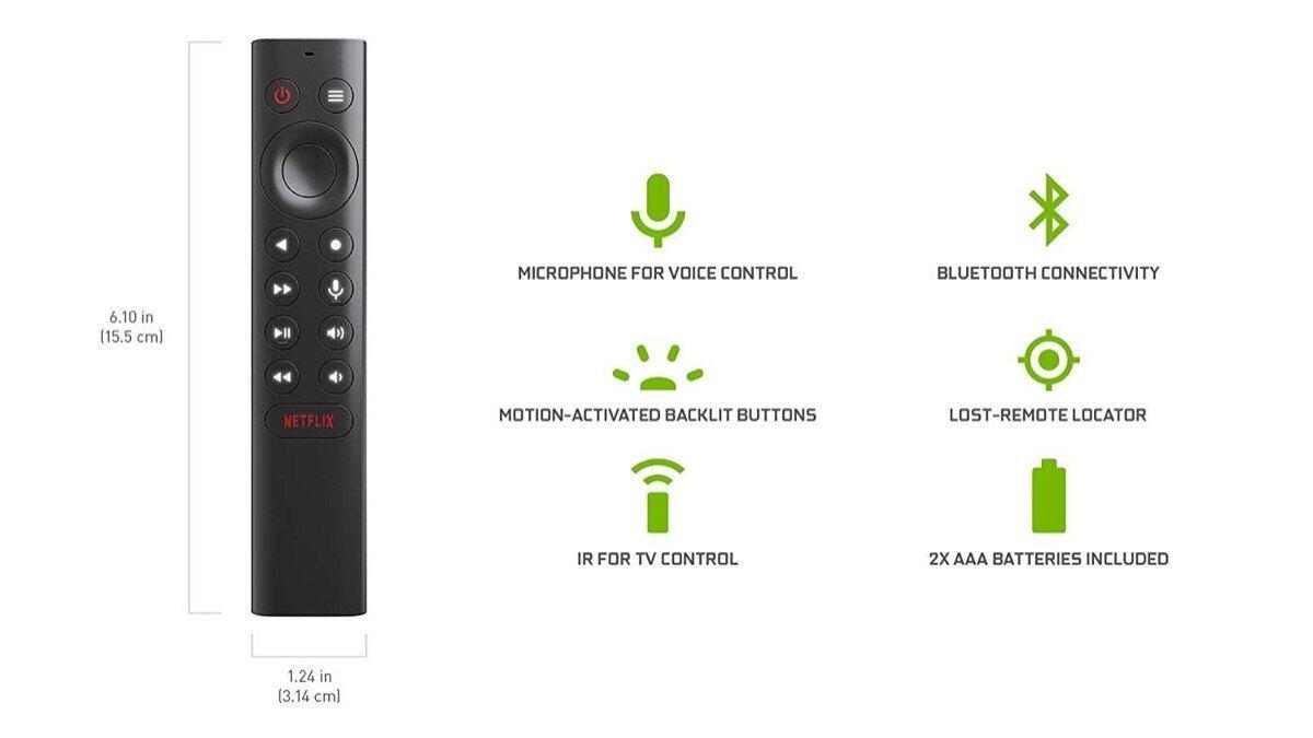 Nvidia Shield Tv Pro 3