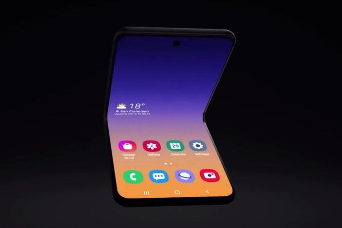 Samsung Galaxy Fold 2020