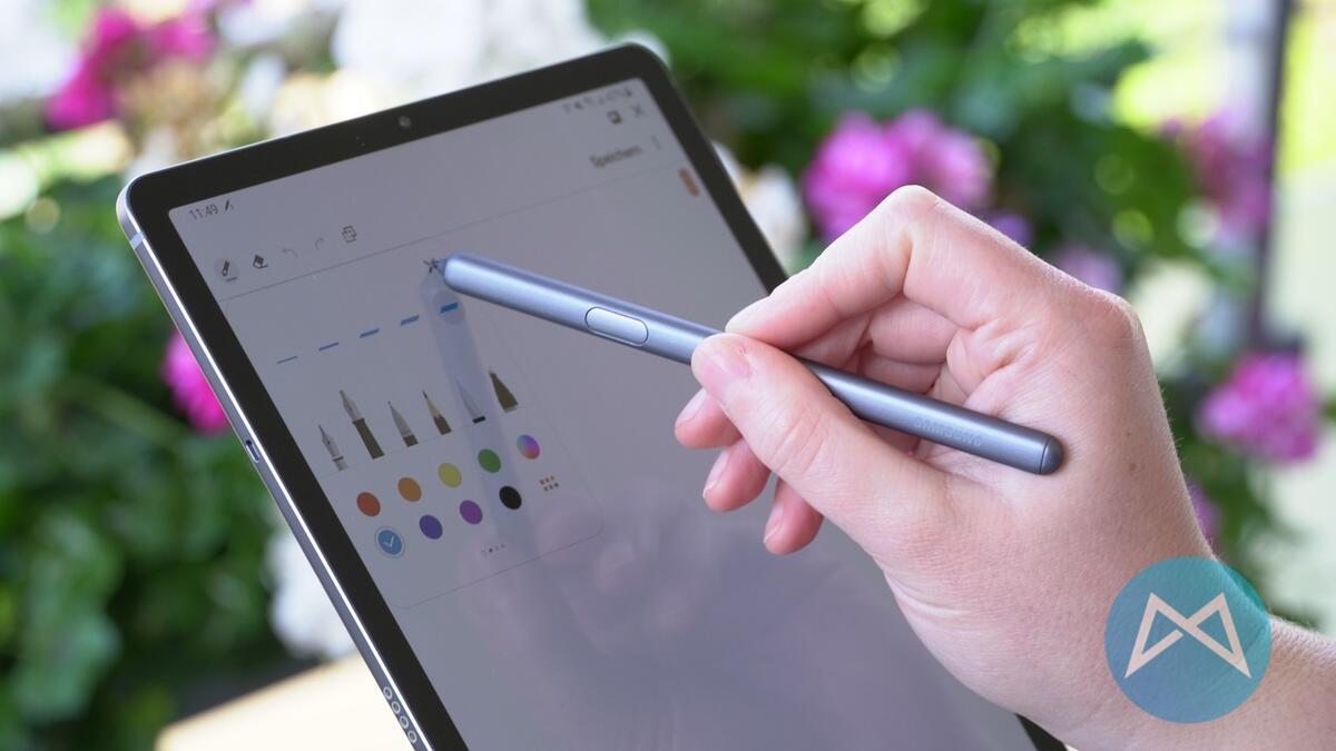 Samsung Galaxy Tab S6 Stift