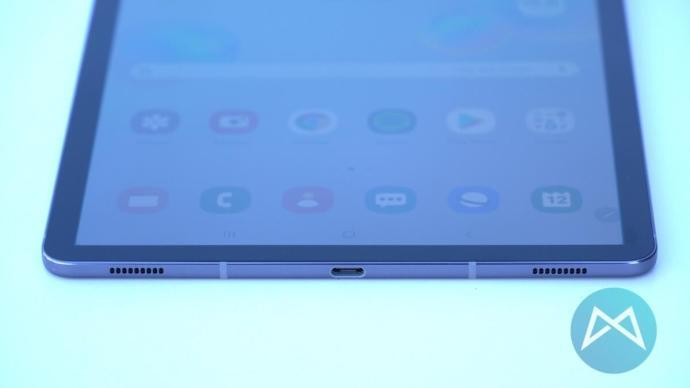 Samsung Galaxy Tab S6 Unten