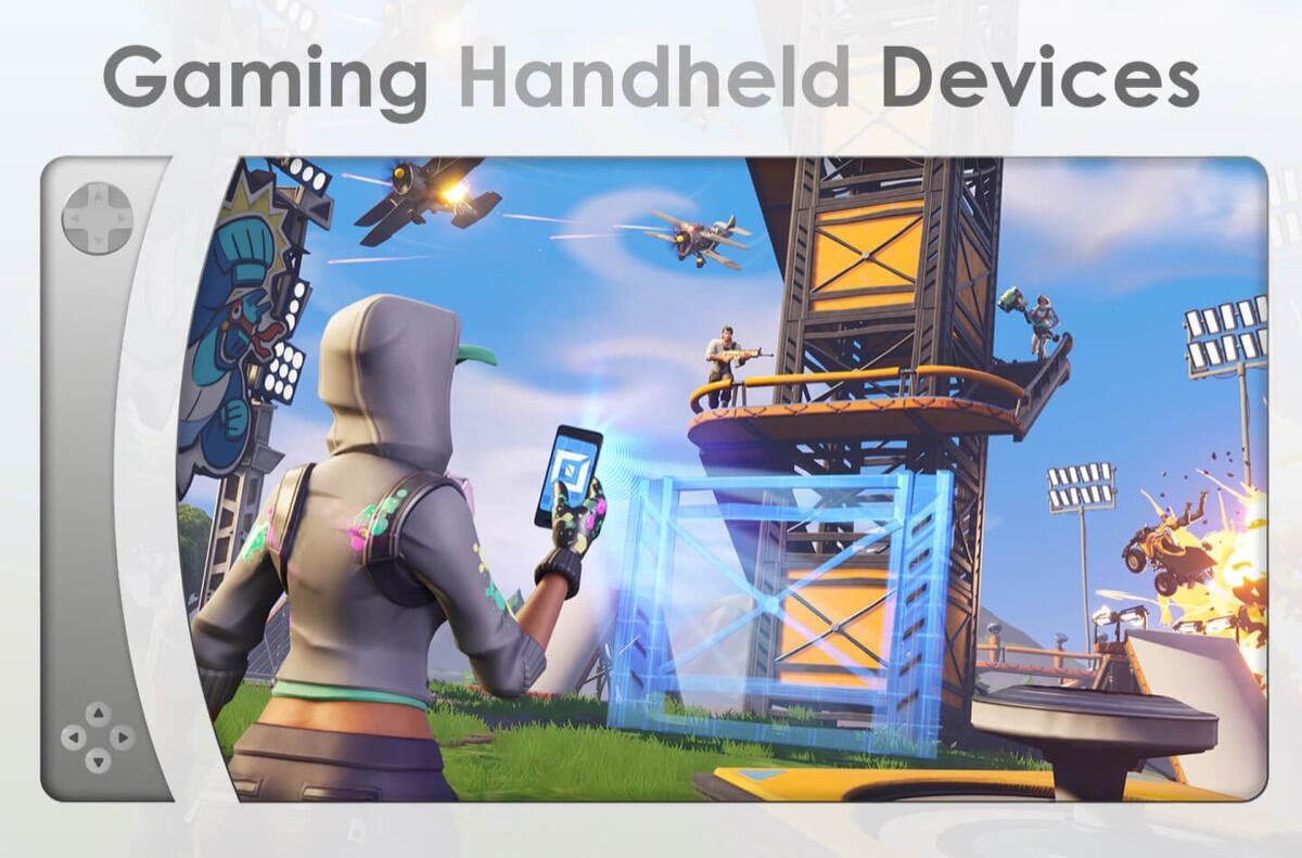 Sharp Handheld Patent Header