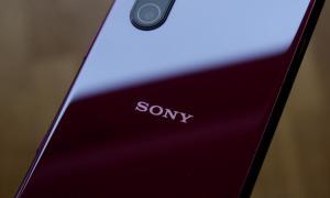 Sony Header