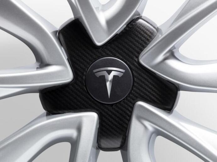 Tesla Carbon Kit Felge