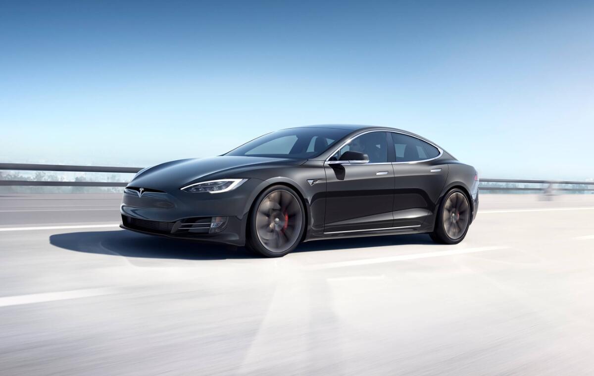 Tesla Model S Raven Header