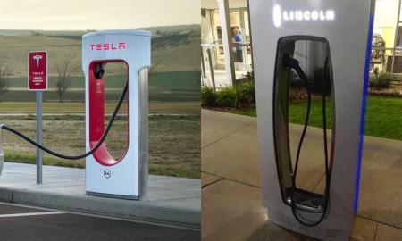 Tesla Supercharger Ford Kopie