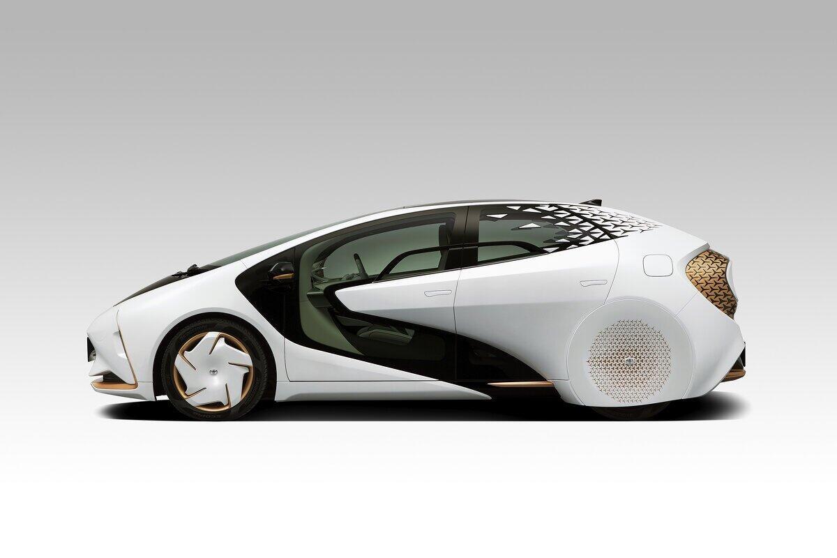 Toyota Lq 5
