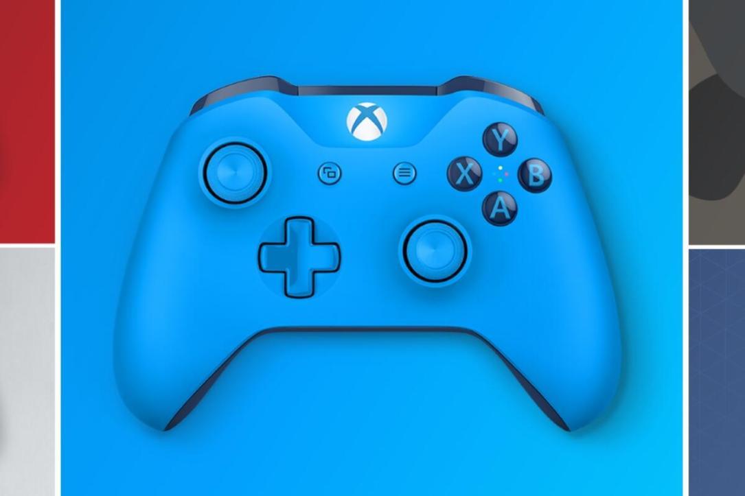 Xbox Controller Aktion