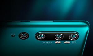 Xiaomi Mi Note 10 Detail
