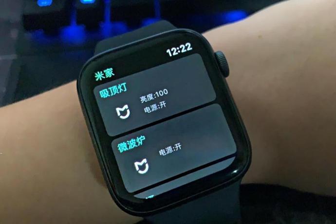 Xiaomi Mi Watch Leak