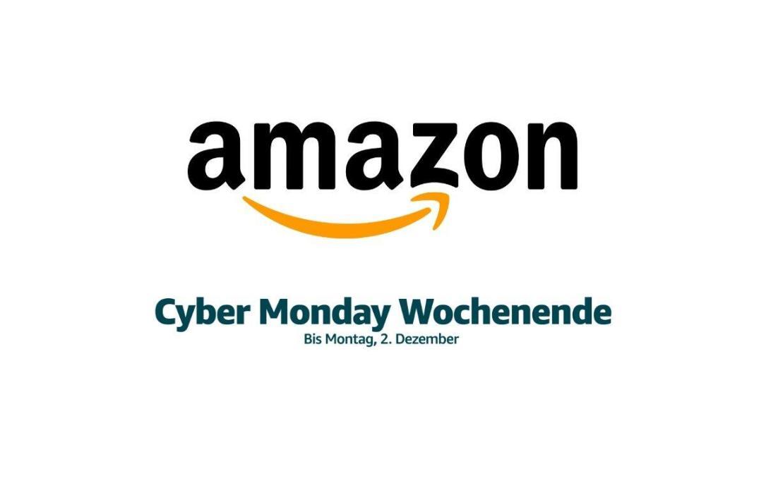 Amazon Cyber Monday Wochenende
