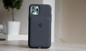 Apple Iphone 11 Pro Smart Battery Case Header