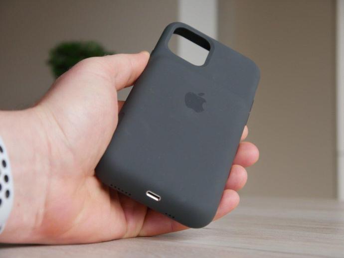 Apple Iphone 11 Pro Smart Battery Case Test1