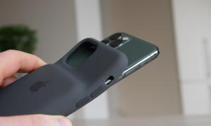 Apple Iphone 11 Pro Smart Battery Case Test3