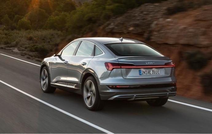 Audi E Tron Sportback