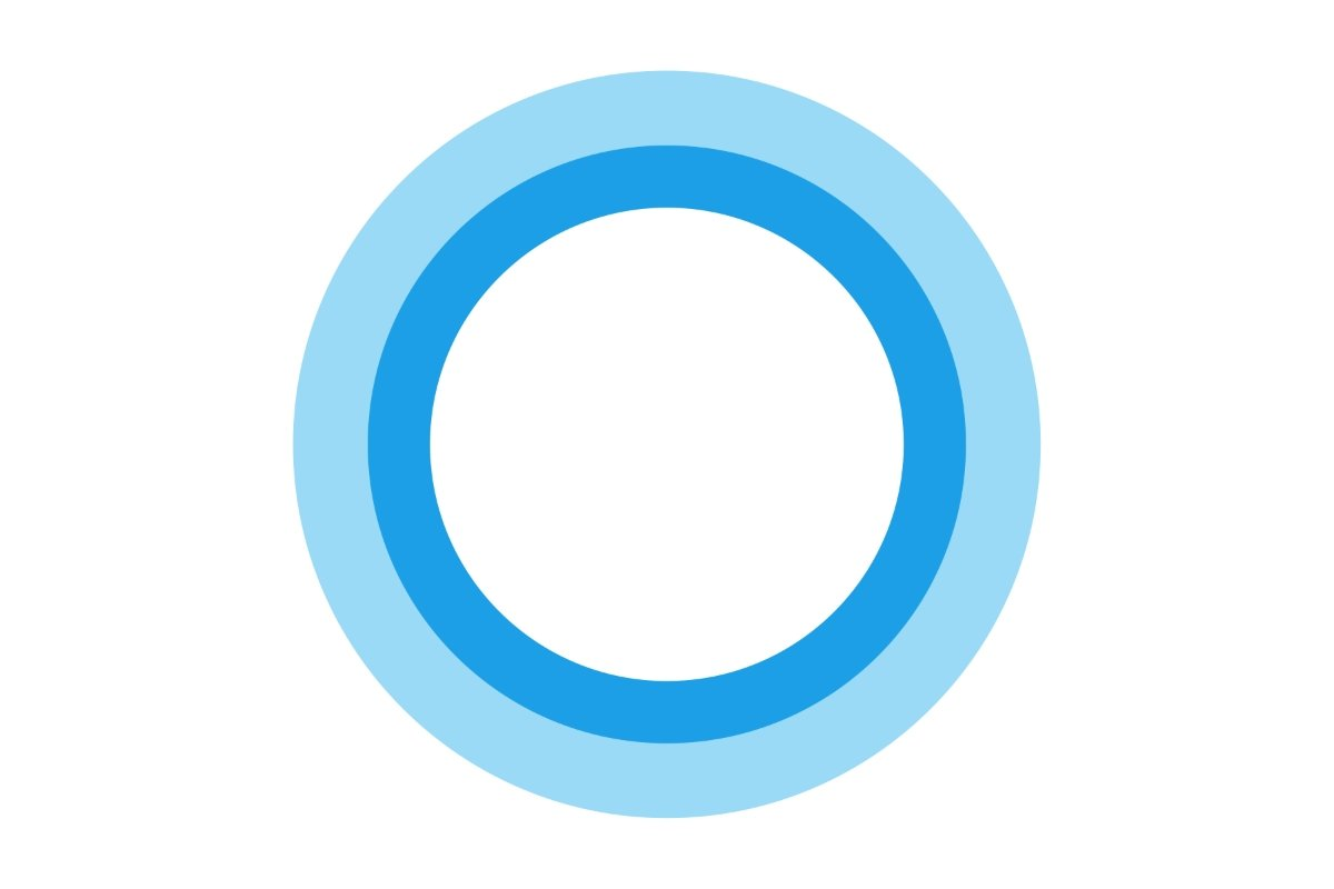 Cortana Logo Header