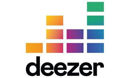 Deezer Header Logo