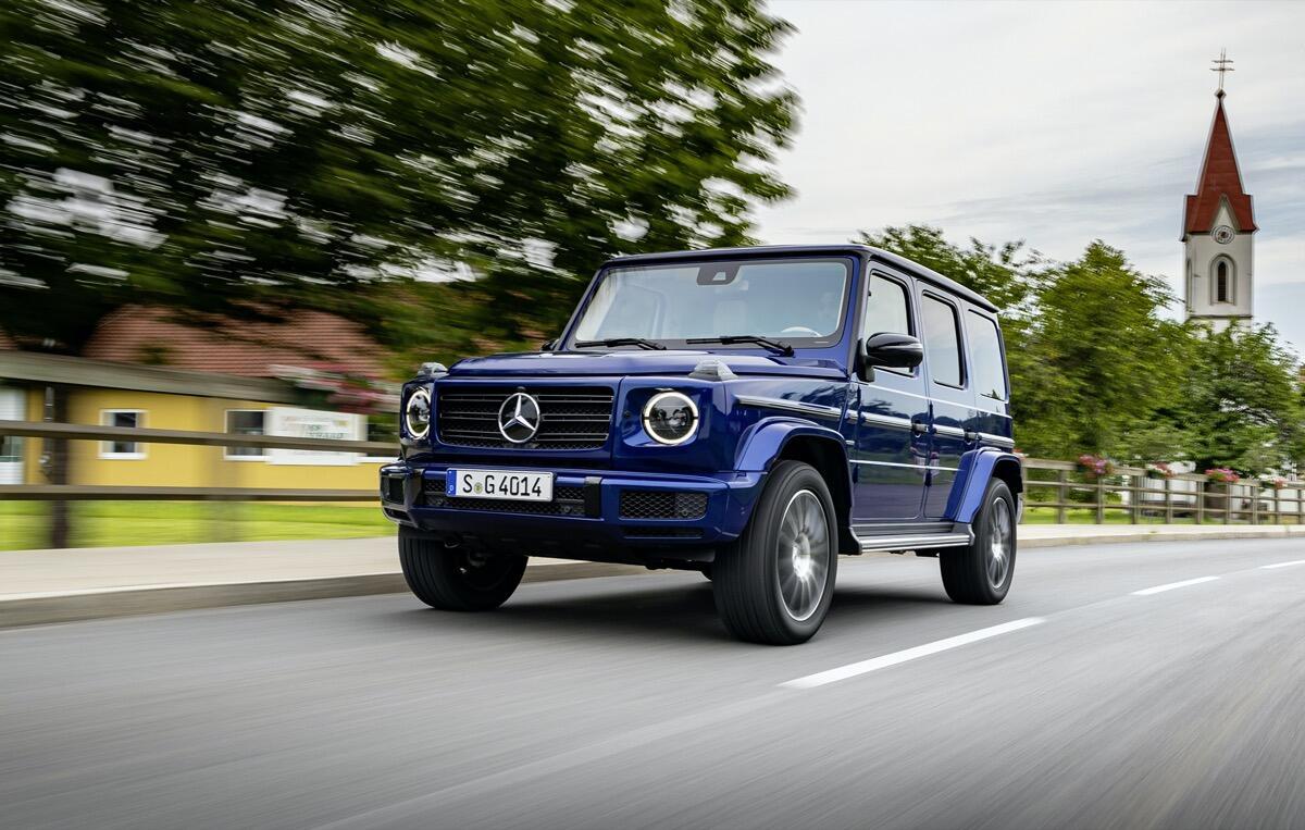 G Klasse Mercedes