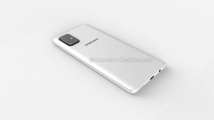 Galaxy A71 07